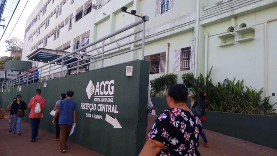 Em crise, Hospital Araújo Jorge pode suspender os transplantes de medula