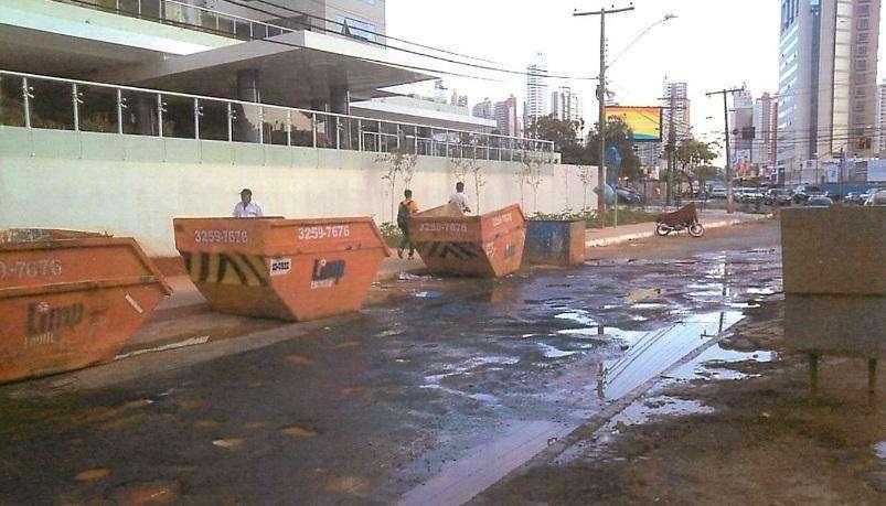 Prefeitura e 17 construtoras são acionadas por irregularidades ambientais no Parque Flamboyant