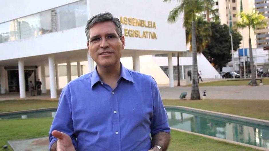 Francisco Jr é o primeiro candidato a aderir ao Voto Legal