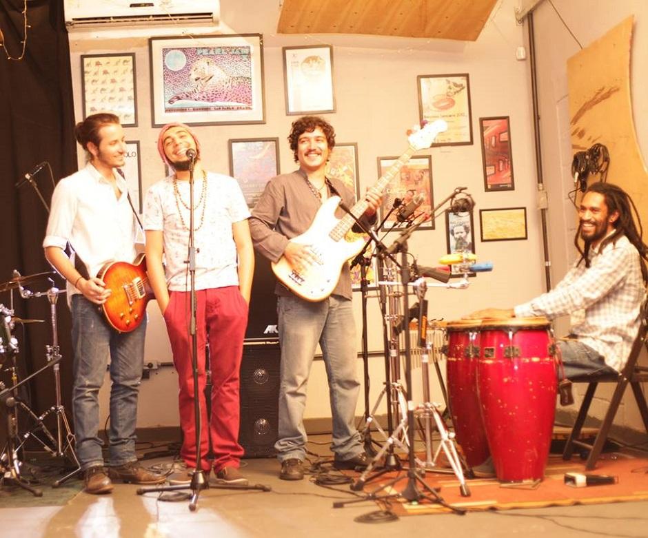 Terra Cabula faz show no Centro Cultural UFG