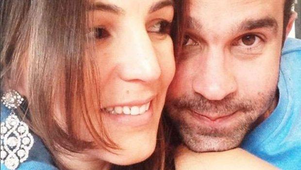 Viúva de assessor de Eduardo Campos faz postagem em homenagem ao marido