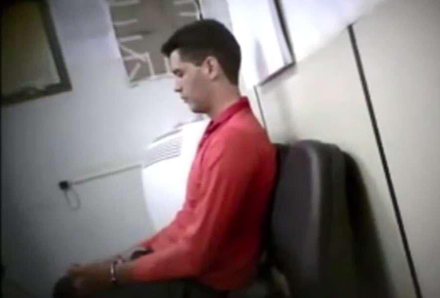 Vídeo mostra suposto assassino em série confessando crime. Assista!