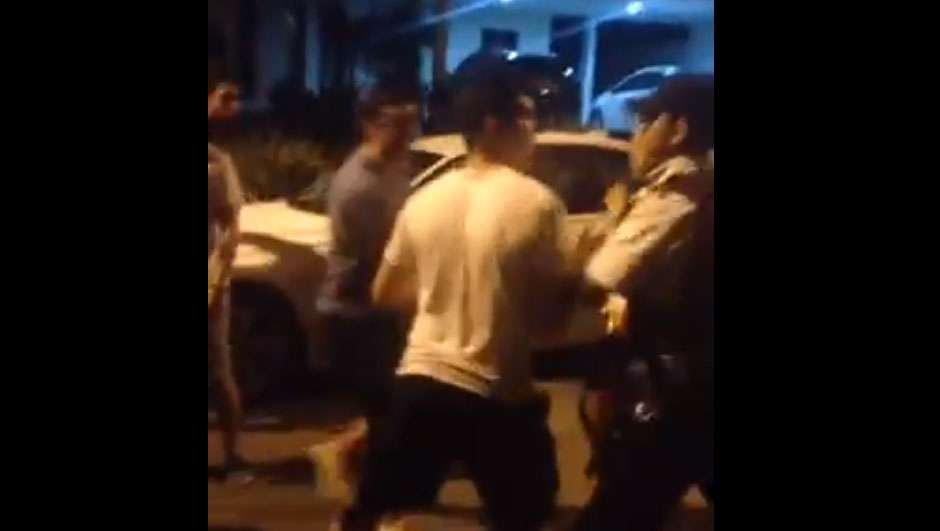 Goiânia: Seguranças são agredidos durante briga de moradores em condomínio; assista