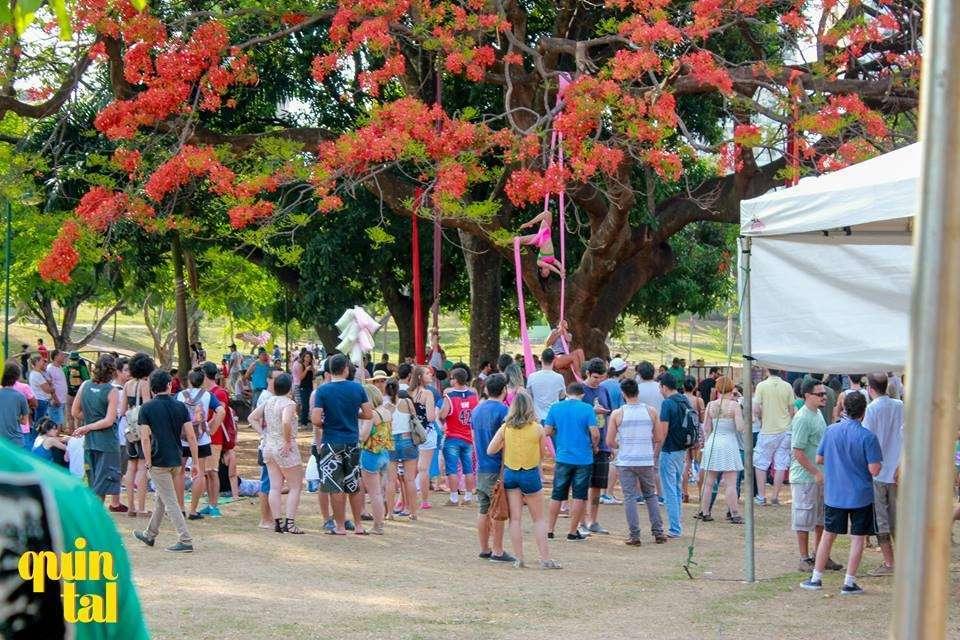 Quintal Coisa Nossa tem segunda edição na Praça Cívica neste domingo