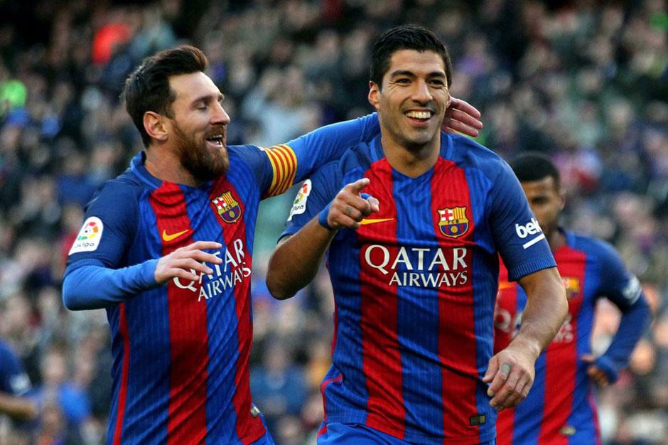 Com Neymar no banco, Barcelona goleia e Messi encerra jejum contra Las Palmas