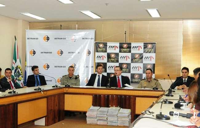 MP denuncia 259 pessoas por fraude na obtenção de CNH