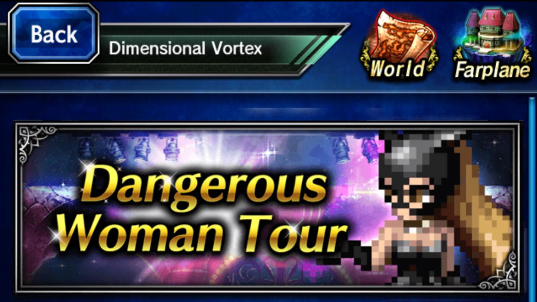 Você já pode jogar com Ariana Grande em Final Fantasy Brave Exvius