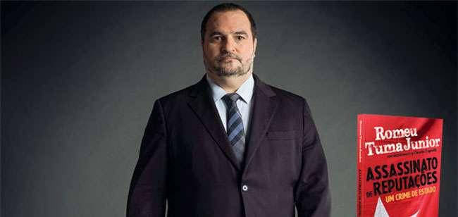 Delegado Romeu Tuma Júnior é detido pela Polícia Federal