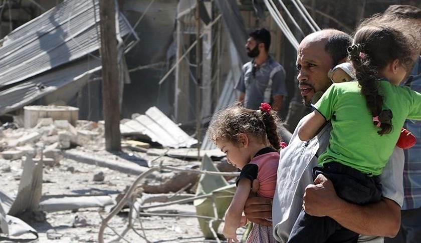 Mortos em ataques aéreos na Síria após acordo de cessar-fogo sobem para 90