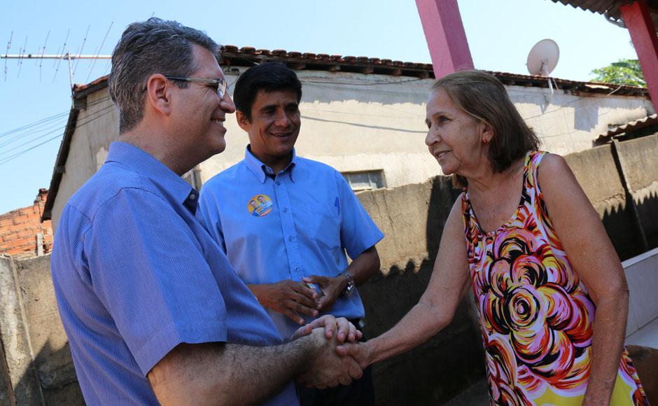 É preciso diálogo direto e permanente com a população, afirma Francisco Jr.