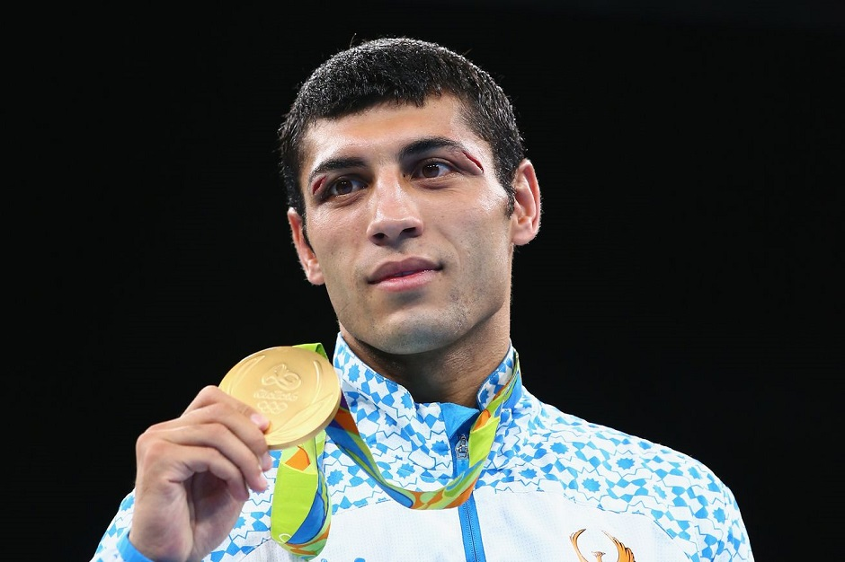 Boxeador russo perde medalha do Rio-2016 após ser pego no doping