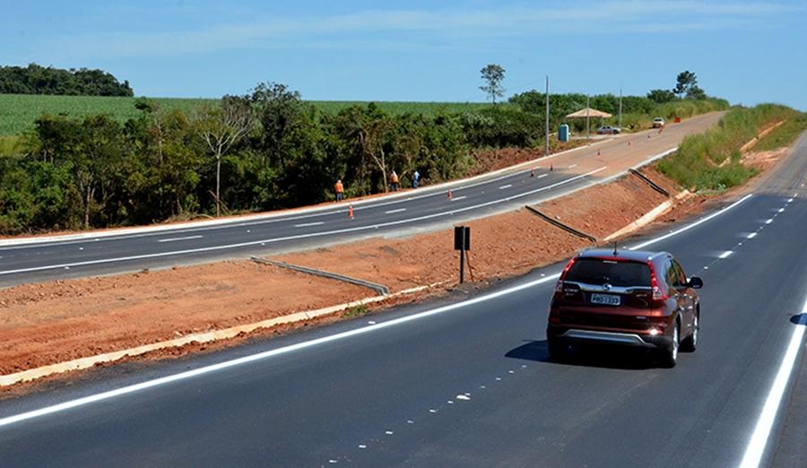 CNT aponta melhoria de 200% nas rodovias estaduais em Goiás