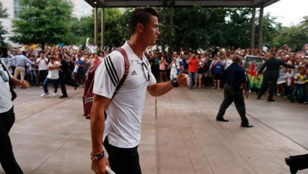 Cristiano Ronaldo: 'Quero ganhar tudo no próximo ano'
