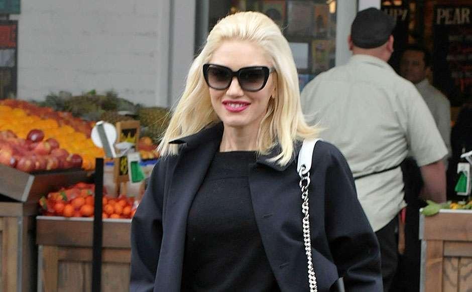 Gwen Stefani nunca esperava se apaixonar por Blake Shelton