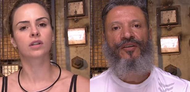 """Ana Paula e Laércio se enfrentam no segundo paredão do """"BBB16"""""""