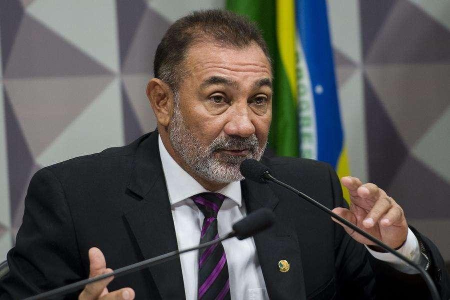 PDT faz representação contra Jucá no Conselho de Ética