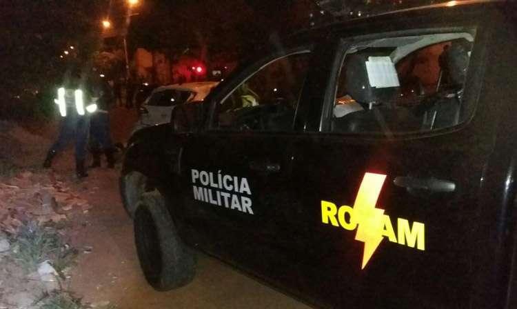 Quatro suspeitos são mortos em confronto com policiais da Rotam
