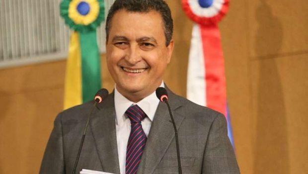 Rui Costa toma posse como governador da Bahia