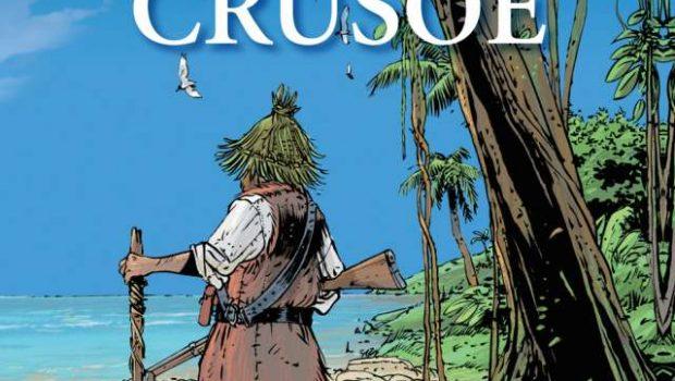 'A ilha do tesouro', 'Robinson Crusoé' e outros clássicos da literatura lançados em quadrinhos