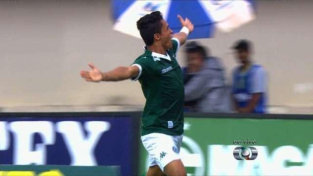 Com Gol de Erik, Goiás vence o Goianésia e está na final do Goianão