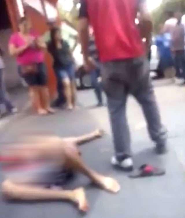 Homem é morto e outro baleado em garagem de veículo no Parque Amazônia
