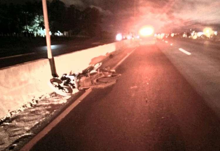 Motociclista morre em acidente na BR-060, em Rio Verde