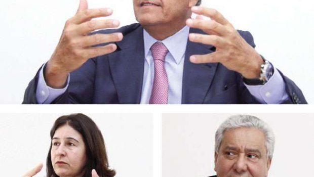 Caiado tem 34%, Vilmar 14% e Marina Sant'Anna 12, aponta pesquisa Ibope/TV Anhanguera
