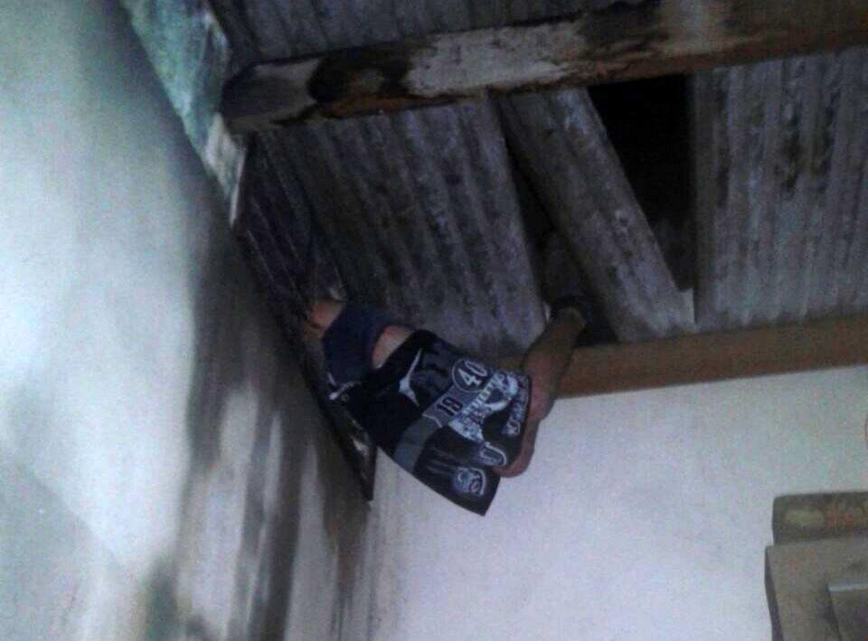Detento tenta fugir e acaba entalado na grade de ventilação, em Petrolina de Goiás