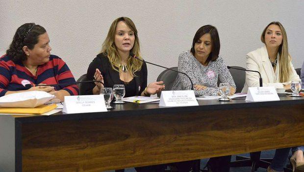 Isaura Lemos quer reforma política para que haja mais mulheres no Legislativo