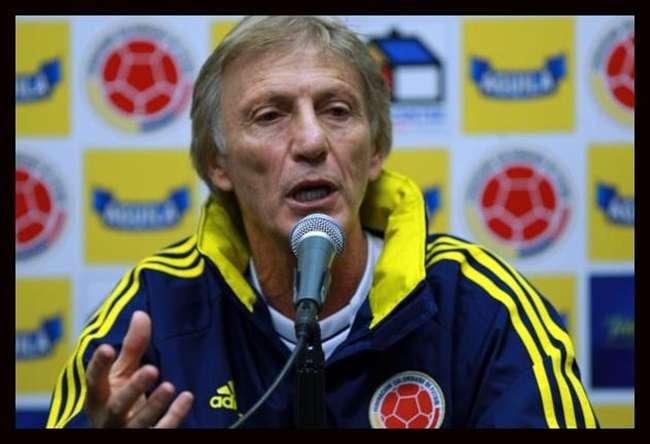 Pekerman descarta favoritismo da Colômbia contra Brasil