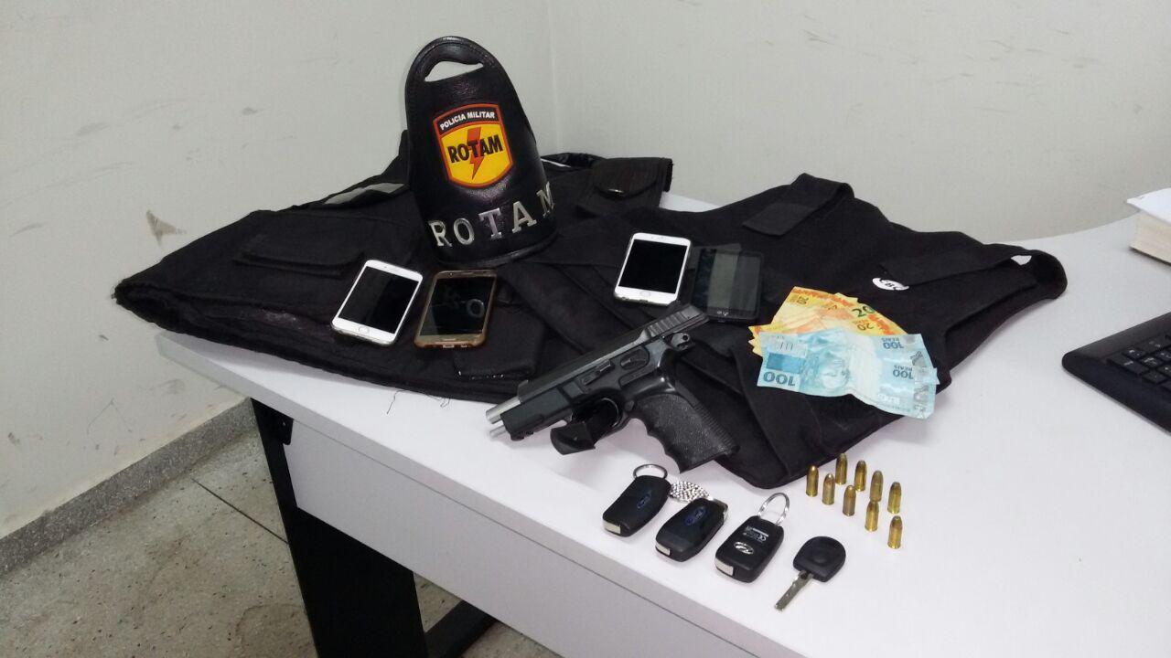 Polícia recupera carros roubados e prende suspeito no Setor Progresso, em Goiânia
