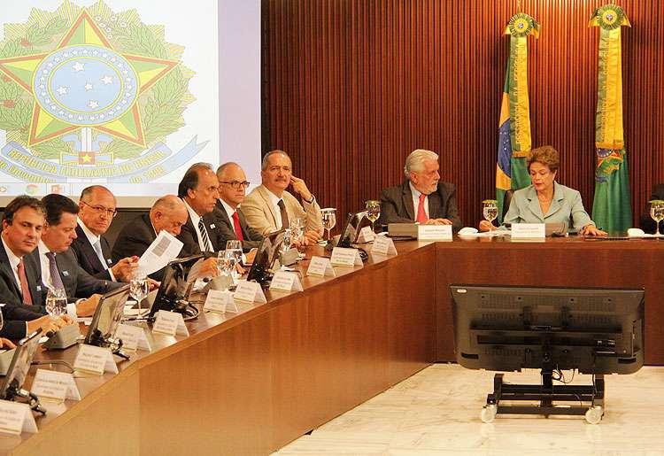 Marconi anuncia apoio a medidas do Governo Federal de combate ao Zika vírus
