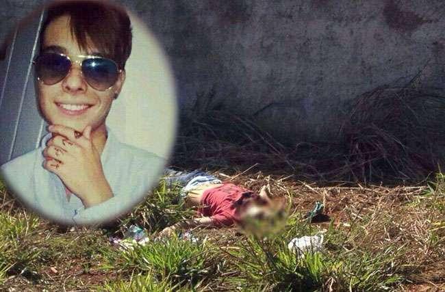 Jovem é achado morto com boca cheia de papel em lote baldio de Inhumas