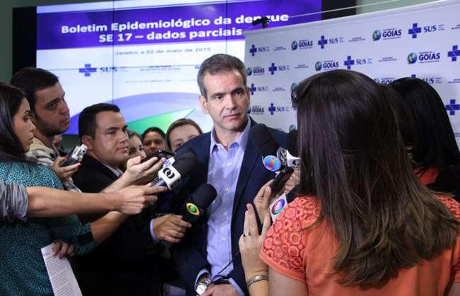 98.563 casos de dengue são registrados em Goiás