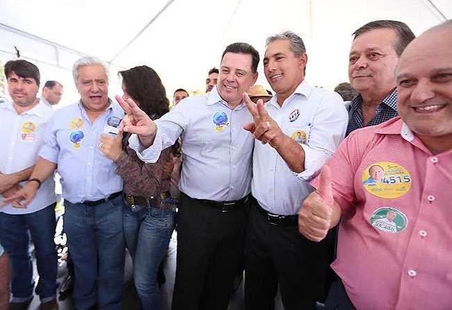 Prefeito do PT declara voto para   Marconi Perillo