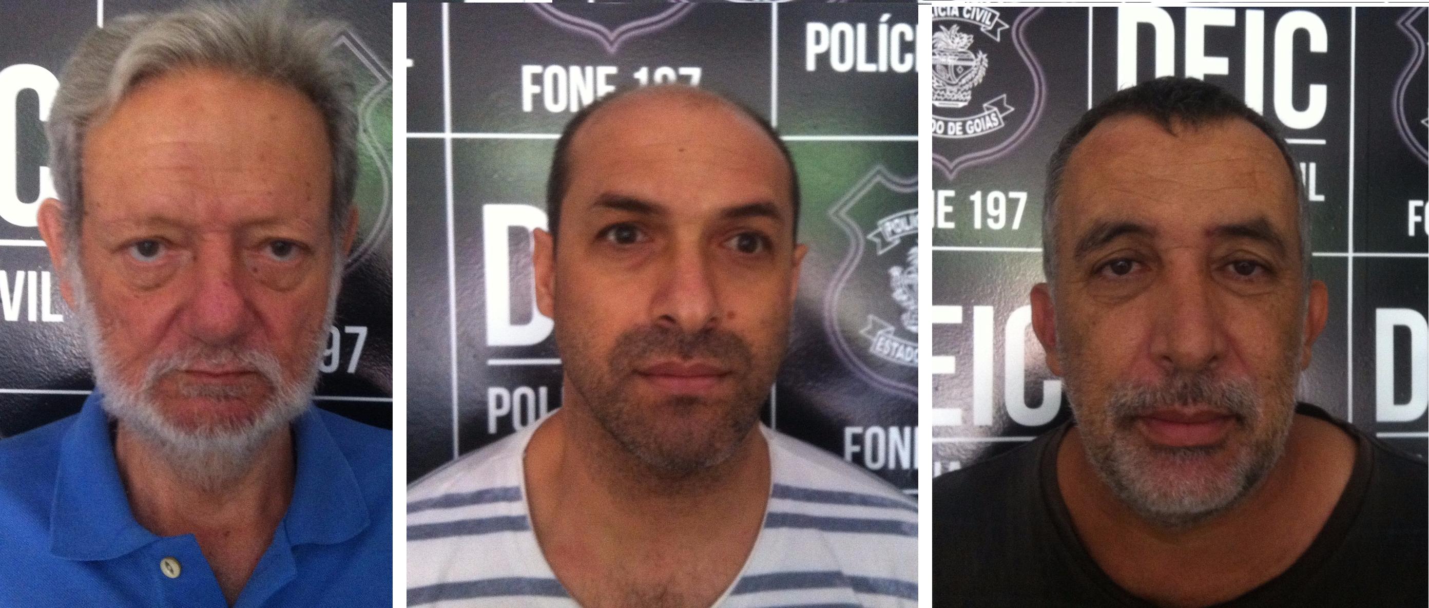 Três são indiciados pela morte do ex-prefeito e da ex-primeira-dama de Matrinchã
