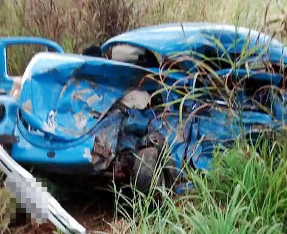 Cinco pessoas morrem em acidente na GO-330, em Campo Limpo de Goiás