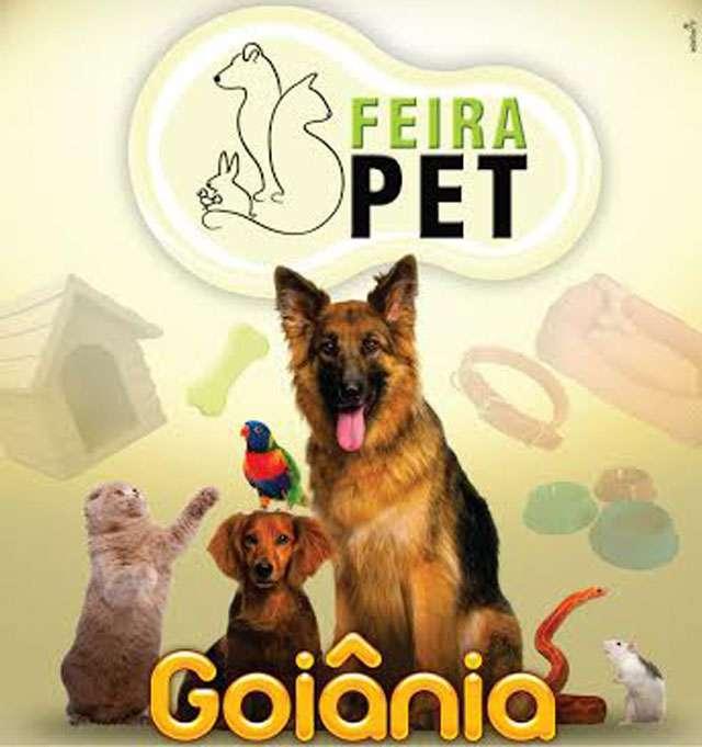 Feira Pet agita shopping em Goiânia