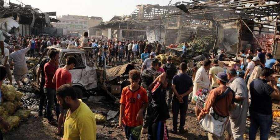 Atentados suicidas no Iraque deixam pelo menos dez mortos