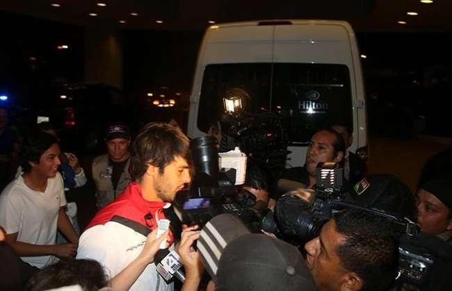 São Paulo chega ao Equador após 15 horas de viagem
