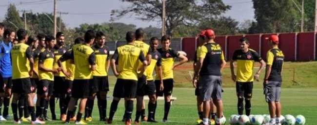 Vila tem uma alteração para a partida contra o Luverdense
