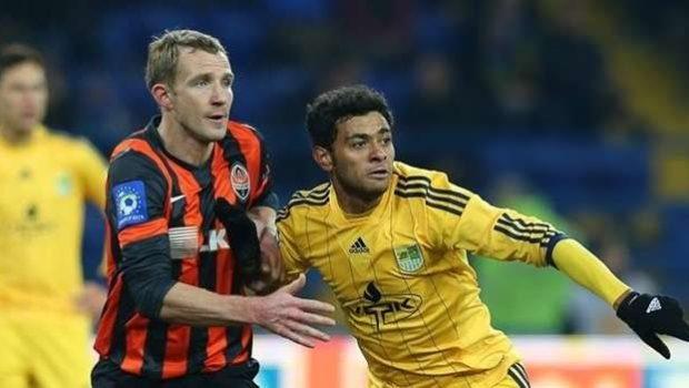 Crise na Ucrânia faz Palmeiras sonhar com Cleiton Xavier