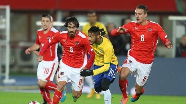 Firmino decide e Brasil fecha ano com 6ª vitória seguida