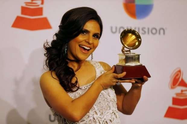 Aline Barros, Caetano, Ivete e Erasmo Carlos estão entre os premiados da 15ª edição do Grammy Latino