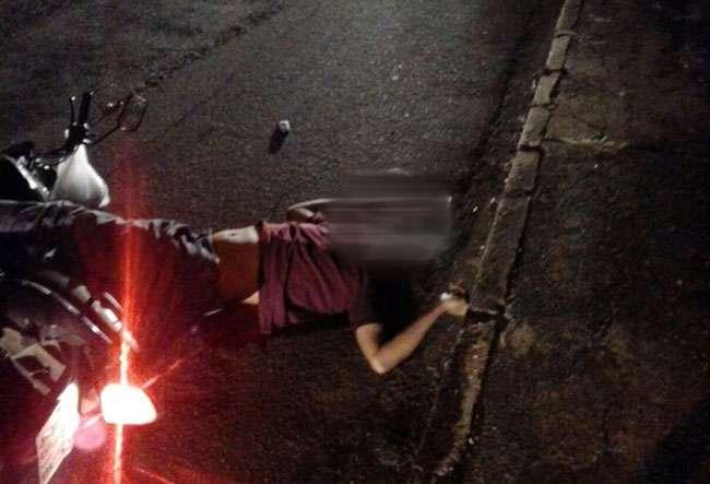 Motociclista é morto a tiros em rua da Vila União
