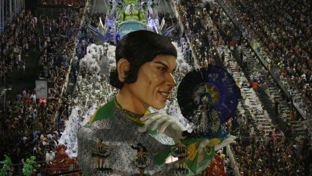Vai-Vai é campeã do Carnaval de São Paulo