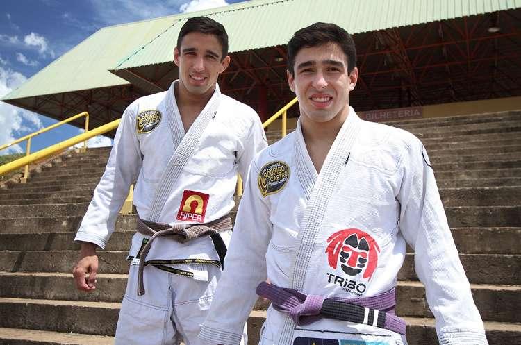Atletas goianos participam de competição de Jiu-Jitsu em São Paulo