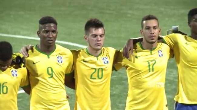 Brasil derrota Levante e é campeão de torneio sub-20