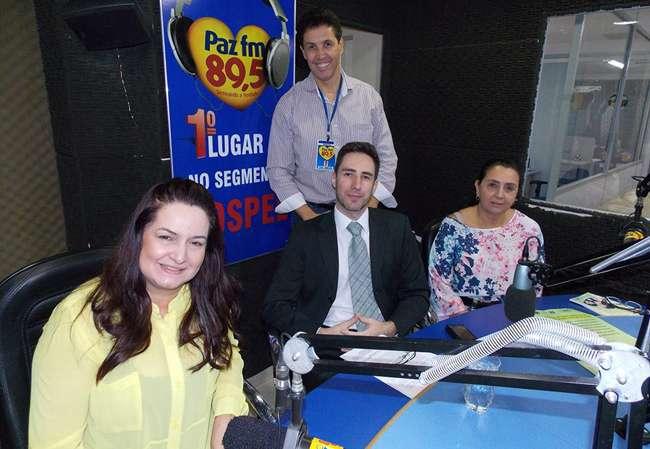 Pai Presente terá divulgação contínua na Rádio Paz FM