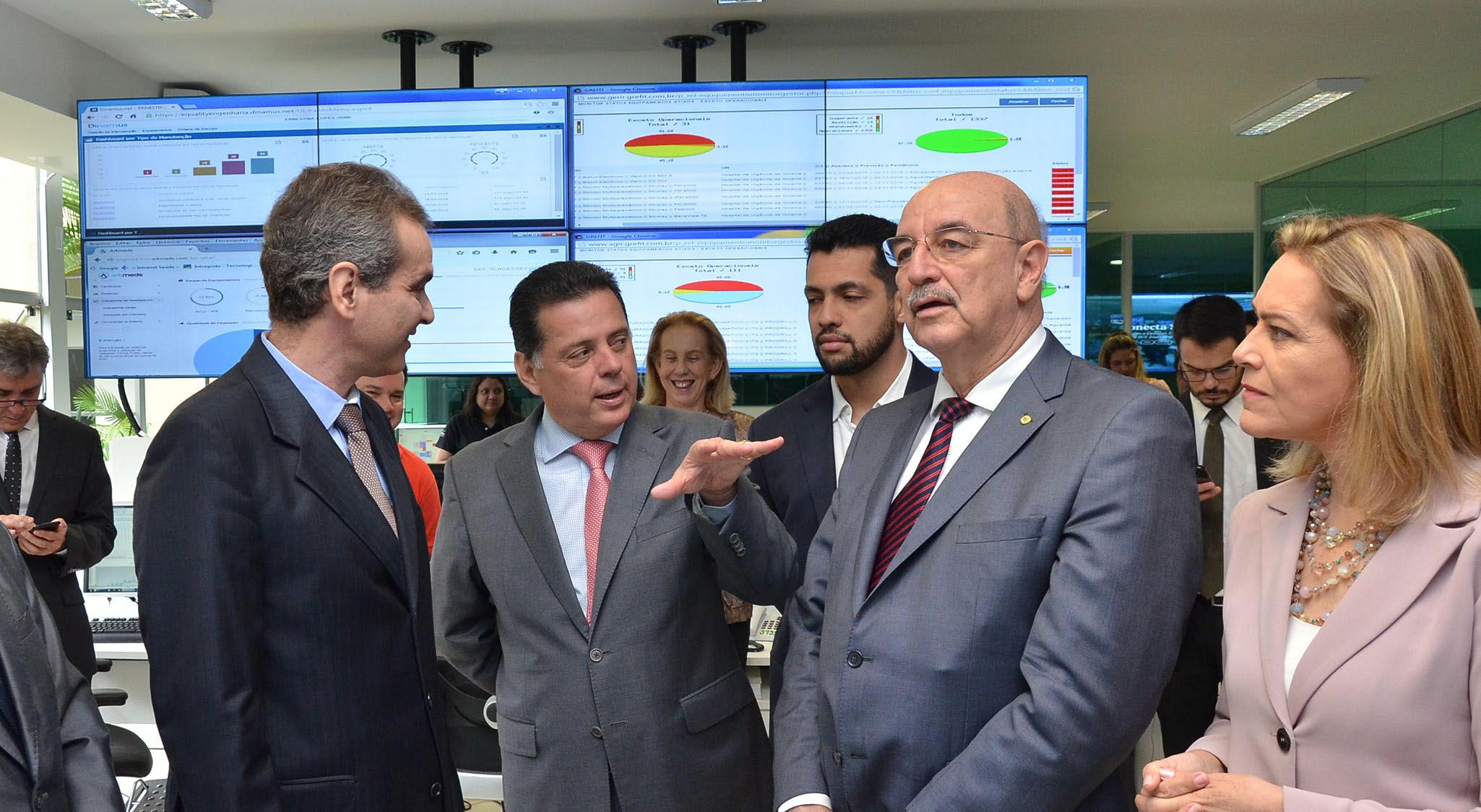 """""""Conecta SUS será modelo para gestão de programas sociais do governo federal"""", diz ministro"""